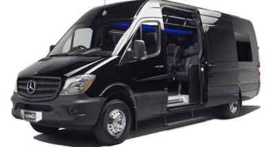 Sprinter Luxury Coach